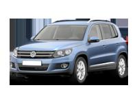Volkswagen Tiguan 1 поколение