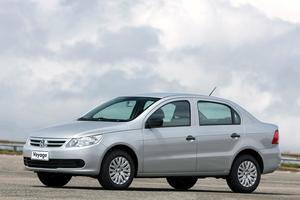 Volkswagen Voyage 2 поколение