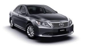 Toyota Aurion XV50