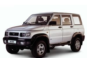 УАЗ 3162 Simbir