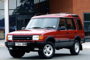 Land Rover Discovery 1 поколение