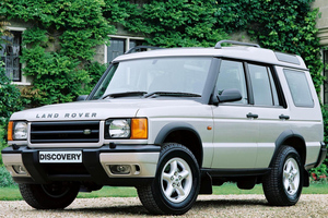 Land Rover Discovery 2 поколение
