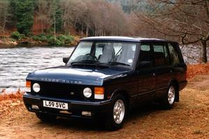 Land Rover Range Rover 1 поколение