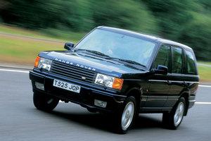 Land Rover Range Rover 2 поколение