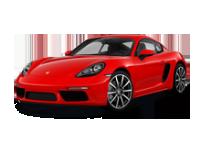 Porsche Cayman 982