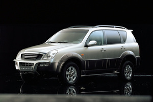SsangYong Rexton Y200
